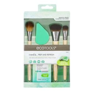 EcoTools Prep and Refresh Kit NWT 6pc
